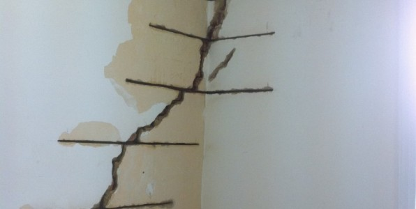 structural wall repairs