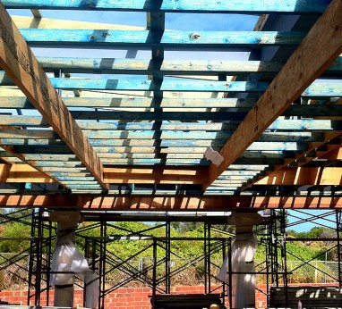 roofing and framing carpentry
